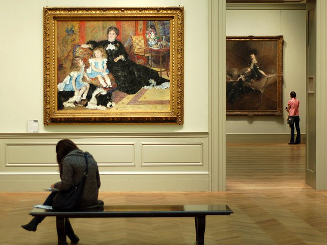 nside the Met